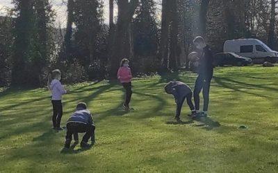 Rugby à l'école